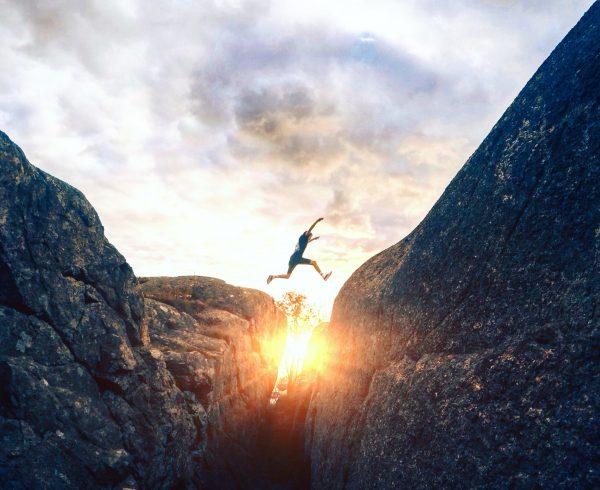 Take the leap. Take Action.